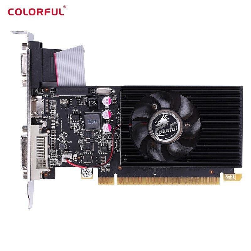 七彩虹 GT730K LP 显卡 2G DDR3